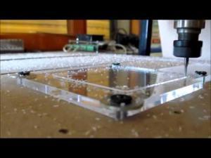 Máy cnc cắt nội thất quảng cáo, máy cnc chạm khắc 3D