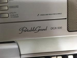 Piano Điện Yamaha DGX-500