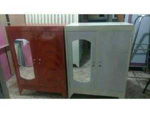 Tủ sắt quần áo HCM - giao hàng miễn phí