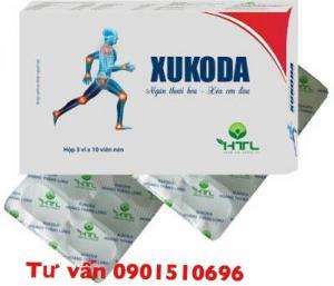 Xukoda hỗ trợ cho ngườ bị thoái hoá khớp