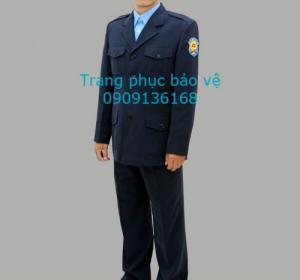 Đồng phục bảo vệ thu đông theo thông tư 08.