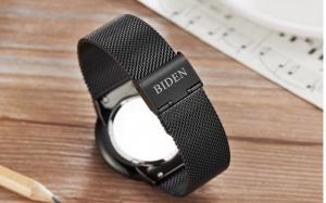 Đồng hồ Biden dây lưới cao cấp