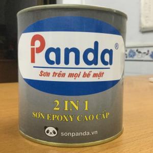Sơn epoxy panda 2in1 sơn trên mọi bề măt