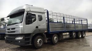 xe tải chenglong 5 chân xe tải chenglong