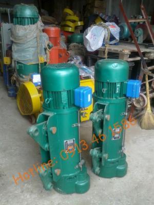 Palăng cáp điện nhập khẩu chính hãng