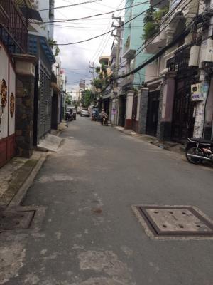 Cần bán nhà MT Trung Lang, P.12, Q.Tân...