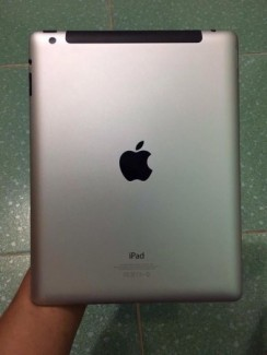 iPad 4 16gb 4G đen