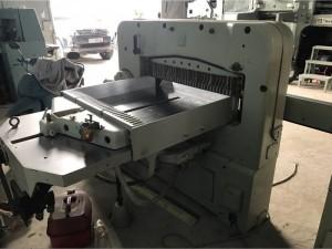 Máy cắt giấy Polar