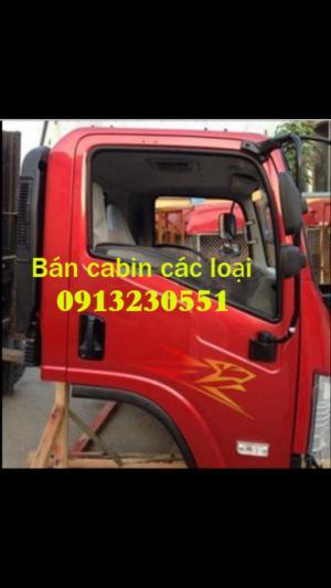 Cần bán cabin Howo 2 chân Cửu Long lắp ráp, Jac, Vinaxuki 6000 Tl, Hoa Mai hd6000