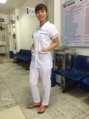 Bạn muốn may quần áo bác sĩ? Bạn muốn may quần áo y tá?