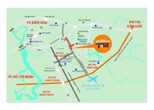 - Tuyến đừng chính đi qua 3KCN lớn nhất tỉnh Đồng Nai. - Cách sân bay Quốc Tế Long Thành chỉ 7km