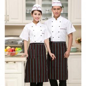 Áo đầu bếp siêu đẹp