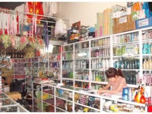 Cửa hàng mỹ phẩm cao cấp cần tuyển 3 nhân viên bán hàng