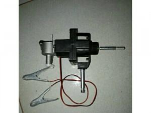 Đầu quạt 12v DC motor TQ