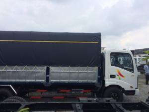 Bán xe tải VEAM VT340s trọng tải 3,5 tấn thùng dài 6m1