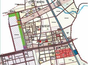 Cần bán đất sổ đỏ đường Tôn Đức Thắng, ngay ngã tư Hiệp Phước 520 triệu/100m2 chính chủ