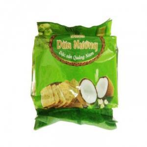 Combo 05 gói Bánh dừa nướng Thái Bình (gói)