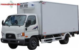 Xe Đông Lạnh Hyundai HD72 3.5 Tấn nhập khẩu