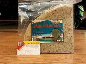 Combo 05 gói Bánh tráng dừa Bình Định