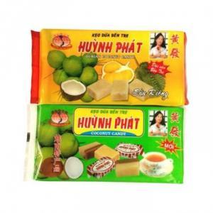 Combo 05 gói Kẹo dừa Huỳnh Phát