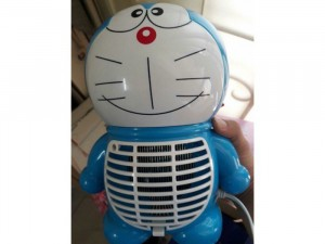 Đèn bắt muỗi, côn trùng Magic Home cho bé hình doremon – hello kitty