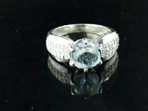 Nhẫn bạc