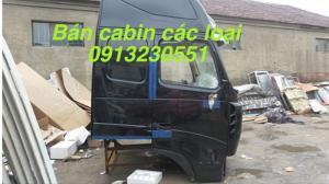 Cần bán cabin howo a7-429, 372 ps, dongfeng máy yuchai