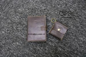 Bao da BlackBerry Passport và móc khoa BlackBerry