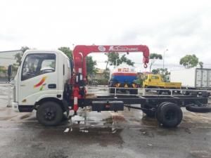 Xe tải cẩu Veam VT250-1