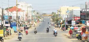 Bán đất ngay chợ Đại Phước Nhơn Trạch – Đồng Nai giá chỉ 880tr/100m2 tiện kinh doanh buôn bán