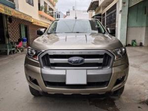 Ford Ranger Xls Mt 2015 Ghi Vàng