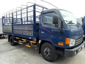 Xe tải Hyundai HD99 6.5 tấn là dòng xe nâng tải từ Xe tải Hyundai HD72.