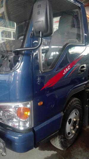 Xe tải 2t4 thùng bạt dài 3,7m hỗ trợ vay ngân...