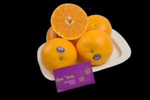 Quýt Úc thượng hạng cập bến Klever Fruits.