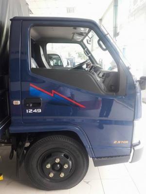 Hyundai Đô Thành IZ49 2.3 tấn vào thành phố