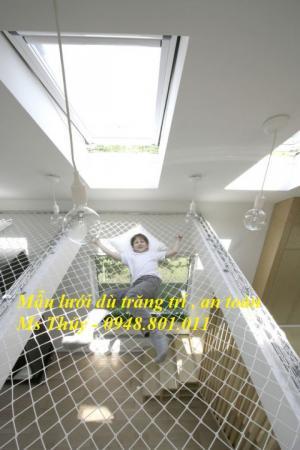 Lưới Dù Trắng, dù trắng sợi tổng hợp Tại Hà Nội