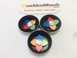 Con quay Spinner 4 cánh Hoa Tứ Sắc Kim Loại - MSN388219