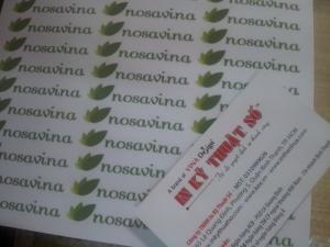 Công ty In kỹ thuật số, nơi in ấn uy tín và chất lượng tất cả các loại tem nhãn decal