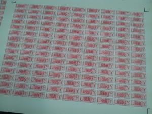 In Kỹ Thuật Số nhận in tem decal vỡ số lượng ít cũng như số lượng nhiều
