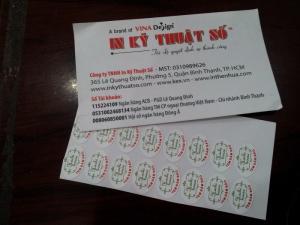 Mọi yêu cầu đặt in tem decal vỡ, quý khách vui lòng gửi yêu cầu đặt in về email - in@inkts.com - innhanh@inkythuatso.com