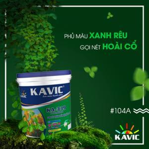 Công ty Sơn KAVIC - Tuyển nhân viên Marketing