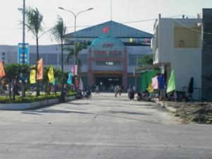 Bán đất cách chợ Vĩnh Điện 500m.