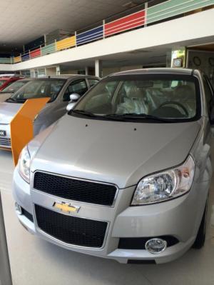 Chevrolet Aveo 2017. Ưu đãi lên tới 40tr, giao xe tháng 10/2017