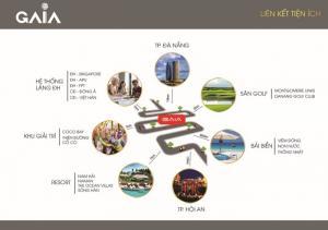 Chỉ 350 triệu/lô khu đô thị GaiA City Đà Nẵng