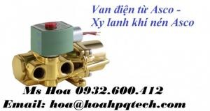 Van khí nén ASCO Việt Nam