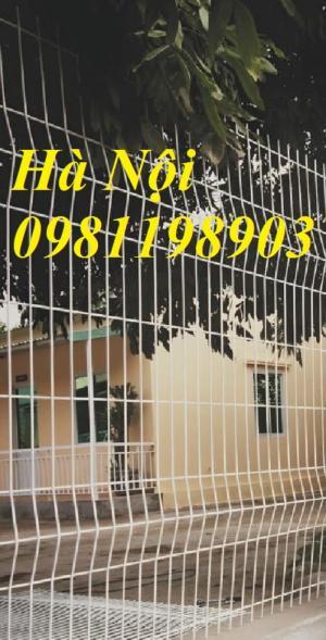 Lưới hàng rào sơn tĩnh điện  D3, D4, D5 a50x50, 100x100...