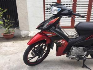 Suzuki Axelo 125cc Gp đỏ đen,bánh mâm,thắng