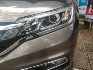 Honda CRV 2.4 AT màu ghi xám sản xuất cuối 2015, Đăng ký chính chủ cuối 2015