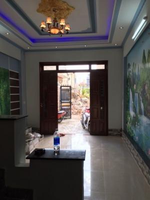 Nhà phố Cầu Lớn Hóc Môn đô thị Xuyên Á tây SG.