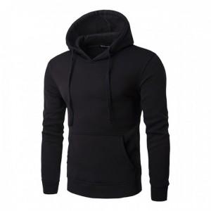 Áo khoác hoodie nam trơn - giá sỉ, giá tốt